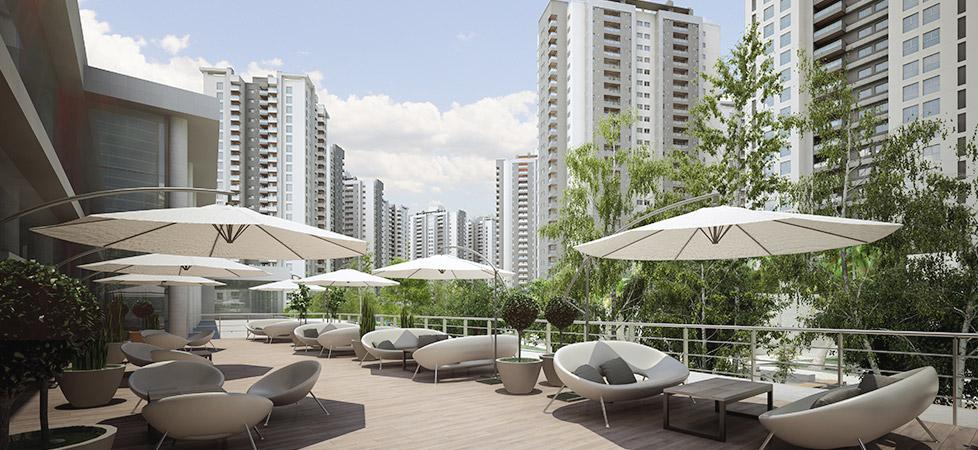 Complejo Ciudad Gama - amenities